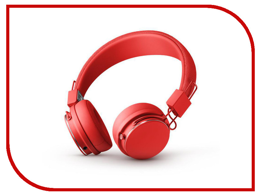 Urbanears Plattan 2 Bluetooth Tomato наушники urbanears plattan 2 голубой с микрофоном