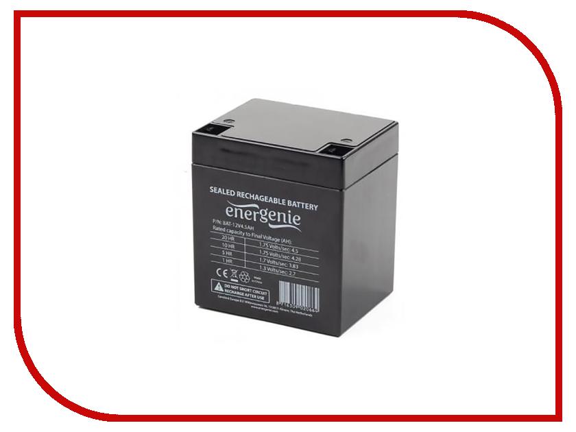 Аккумулятор для ИБП Gembird Energenie BAT-12V4.5AH