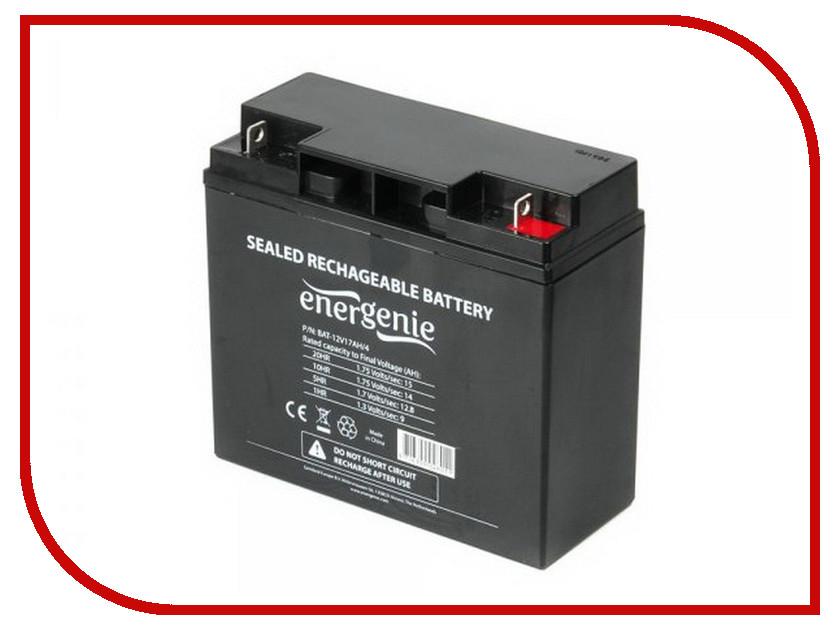 Аккумулятор для ИБП Gembird Energenie BAT-12V17AH/4 fancase 4 gembird