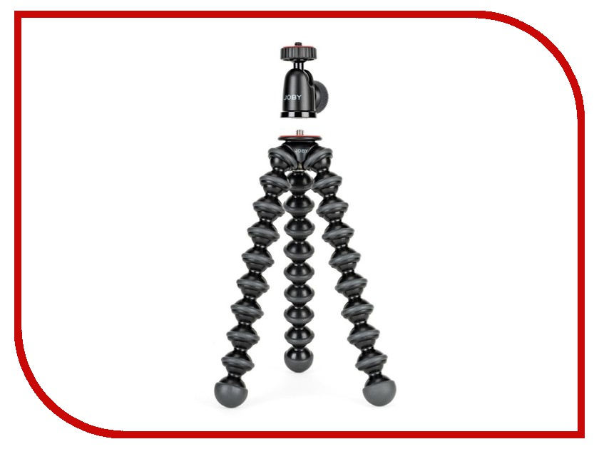 Штатив Joby GorillaPod 1K Kit Hybrid GP2 Black-Grey JB01503-BWW штатив joby gorillapod slr zoom gp3 jb00134 bww