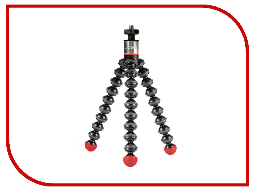 Штатив Joby GorillaPod Magnetic 325 GP1 Black-Grey JB01506-BWW штатив joby gpod mini magnetic