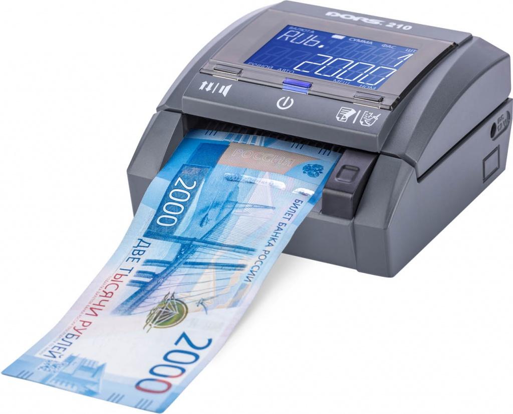 Детектор валют Dors 210 Compact