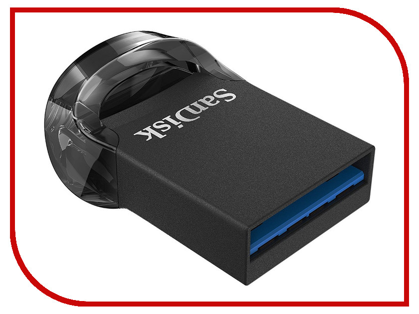 USB Flash Drive 32Gb - SanDisk Ultra Fit SDCZ430-032G-G46 brand new japan smc genuine gauge g46 10 01