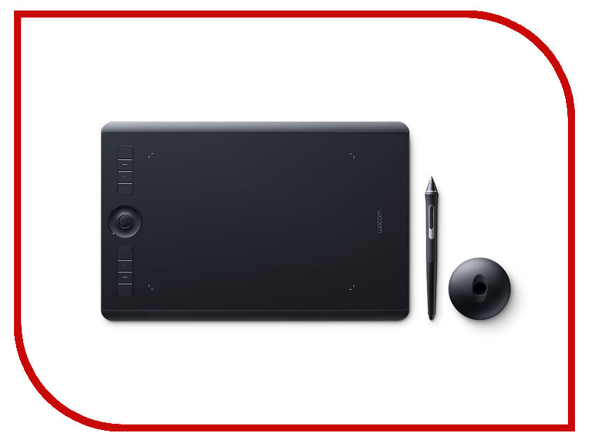 Графический планшет Wacom Intuos Pro M + OEM Corel Painter 2018 PTH-660-R wacom intuos pro large paper black графический планшет corel painter 2018