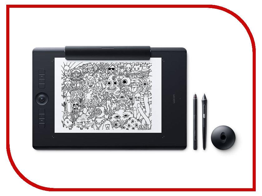 Графический планшет Wacom Intuos Pro Paper L + OEM Corel Painter 2018