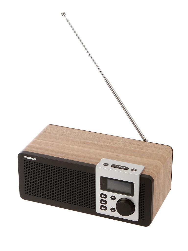 Радиоприемник Telefunken TF-1583UB Dark Wood