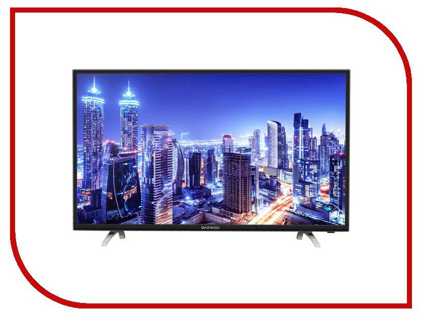 Телевизор Daewoo L43S790VNE телевизор daewoo l43s790vne