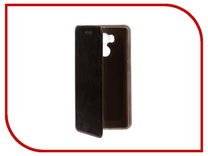 Аксессуар Чехол Xiaomi Redmi 4 Prime Mofi Vintage Black 15143 цена