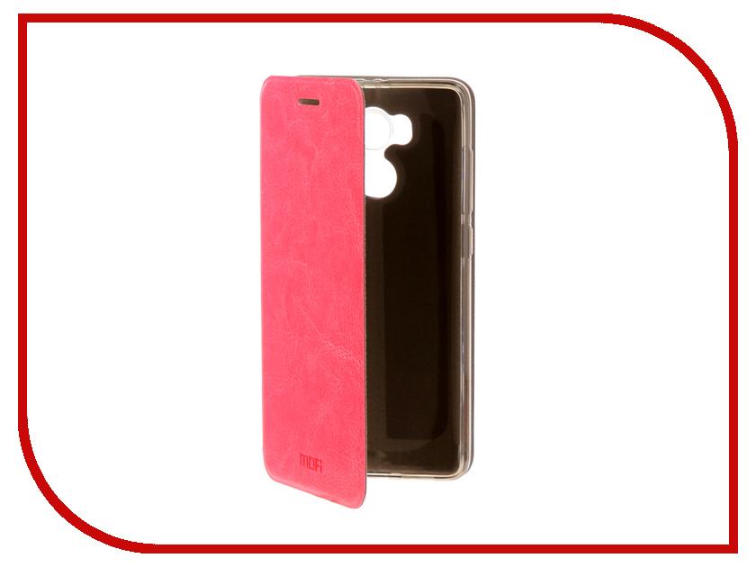 Аксессуар Чехол Xiaomi Redmi 4 Prime Mofi Vintage Pink 15141 mofi защитный чехол для xiaomi 6 plus