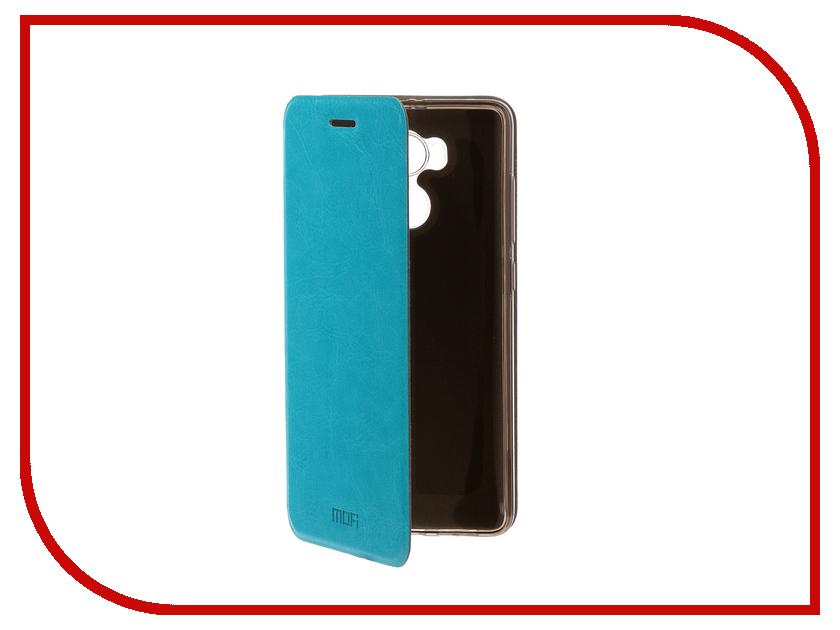 Аксессуар Чехол Xiaomi Redmi 4 Prime Mofi Vintage Light Blue 15142 цена
