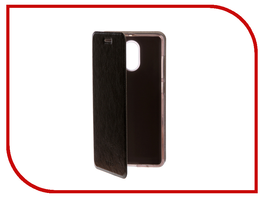 Аксессуар Чехол Xiaomi Redmi 4 Mofi Vintage Black 15140 mofi защитный чехол для xiaomi 6