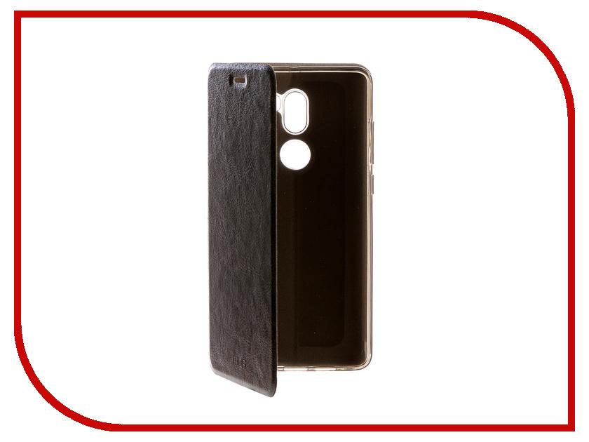 Аксессуар Чехол Xiaomi Mi5s Plus Mofi Vintage Black 15133 mofi защитный чехол для xiaomi 6