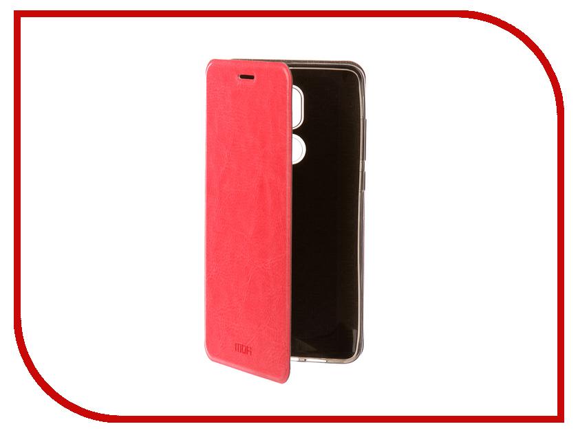 Аксессуар Чехол Xiaomi Mi5s Plus Mofi Vintage Pink 15131 телефон xiaomi mi5s plus 64gb золотой
