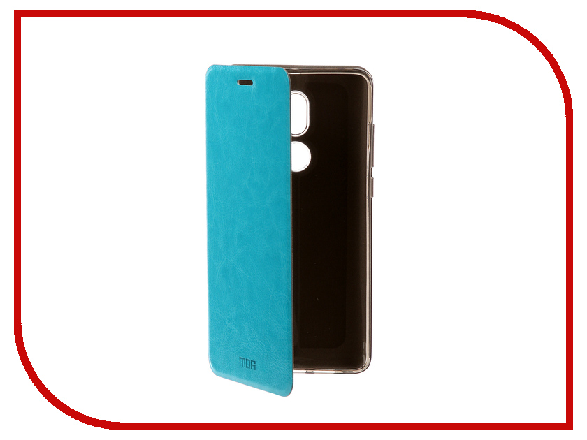 Аксессуар Чехол Xiaomi Mi5s Plus Mofi Vintage Light Blue 15132 mofi защитный чехол для xiaomi 6