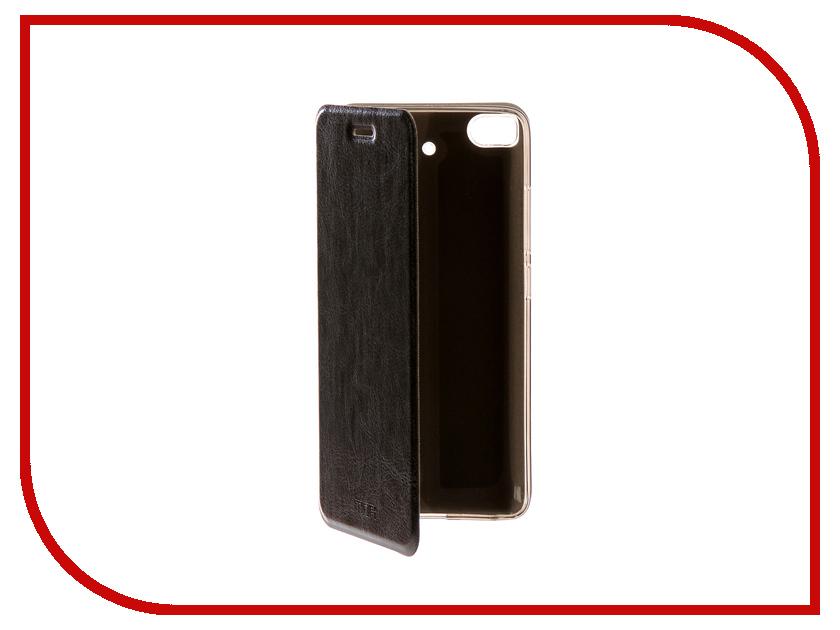 Аксессуар Чехол Xiaomi Mi5s Mofi Vintage Black 15129 mofi защитный чехол для xiaomi 6