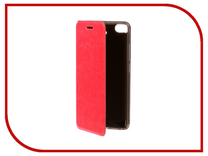 Аксессуар Чехол Xiaomi Mi5s Mofi Vintage Pink 15127 mofi защитный чехол для xiaomi 6
