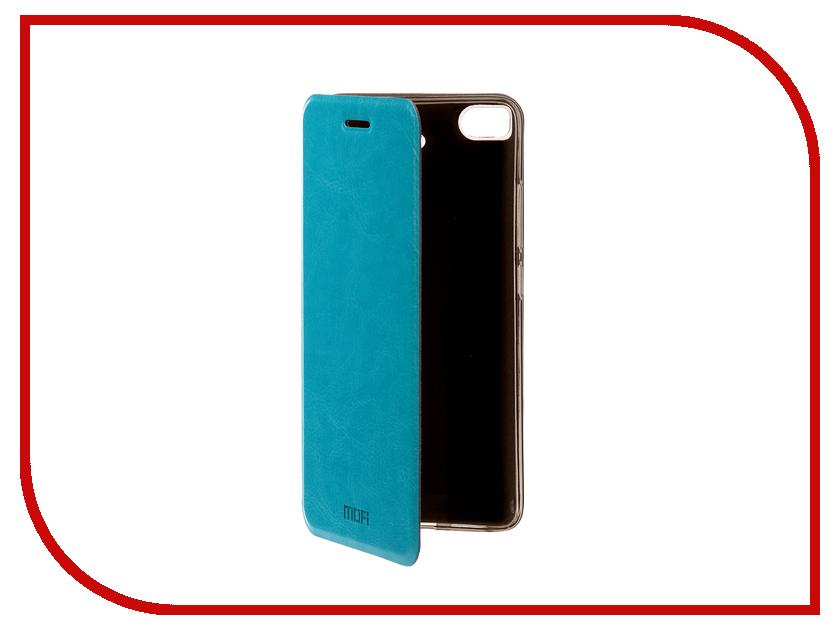 Аксессуар Чехол Xiaomi Mi5s Mofi Vintage Light Blue 15128 mofi защитный чехол для xiaomi 6