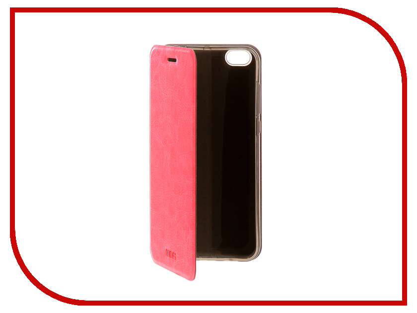 Аксессуар Чехол Xiaomi Mi5c Mofi Vintage Pink 15124 mofi защитный чехол для xiaomi 6 plus