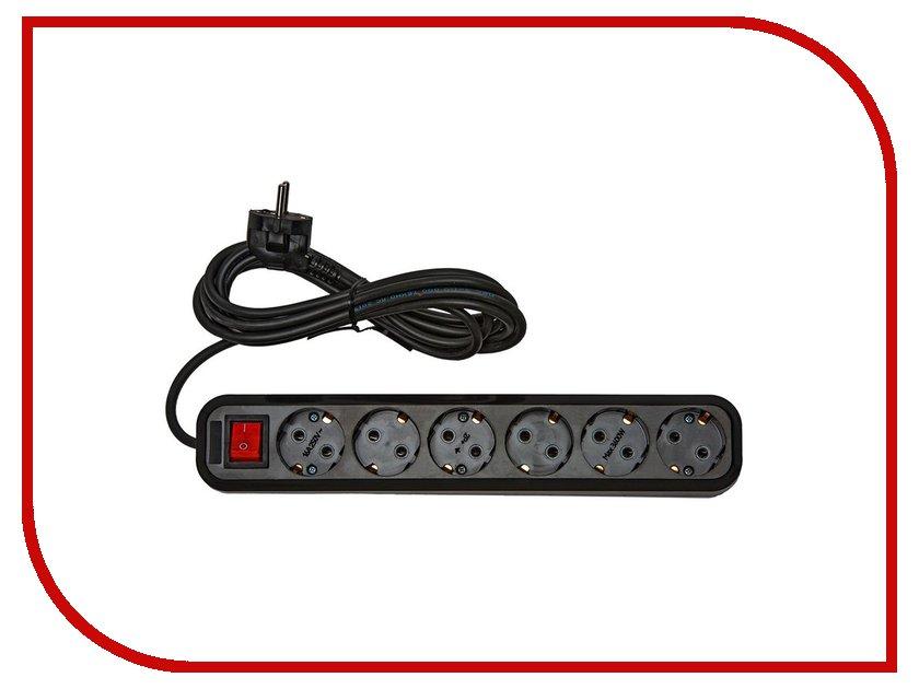 Сетевой фильтр Rucelf 6 Sockets RU-B06-310-03F free shipping bareoriginal 6912b22002b tv bulb for ru 44sz51rd ru 44sz61d ru 44sz63d ru 48sz40 ru 52sz51d ru 52sz61d rz 44sz22rd