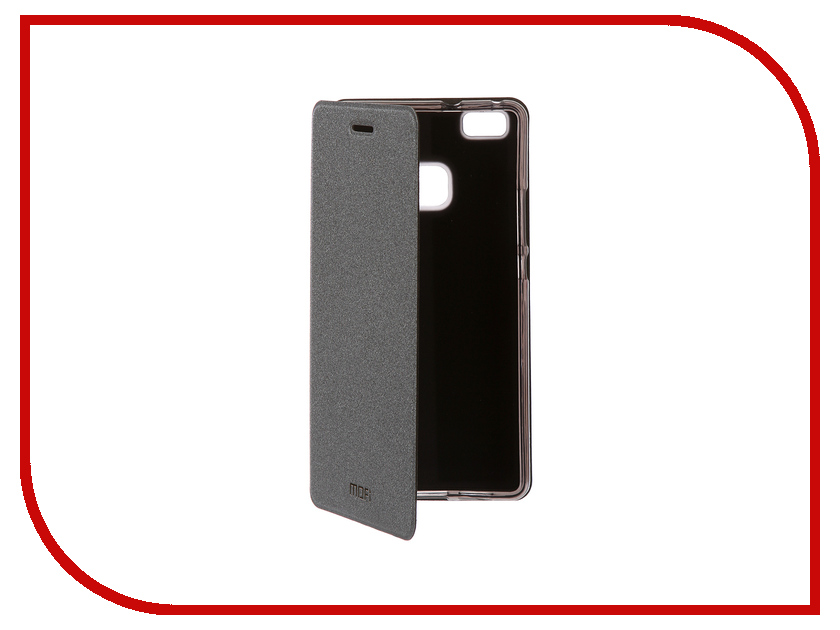 Аксессуар Чехол Huawei P9 Lite Mofi Shining Grey 15053 смартфон huawei p9 32gb grey eva l19
