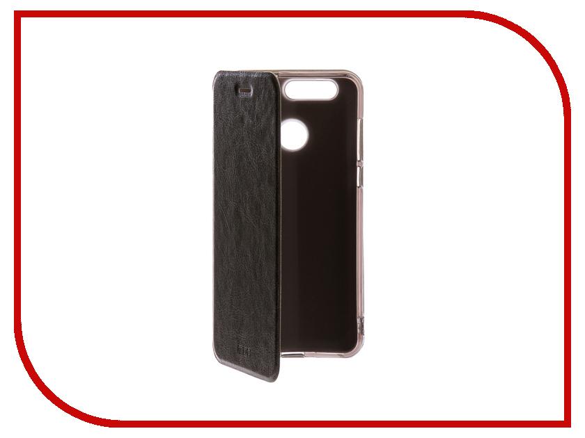 Аксессуар Чехол Huawei Nova 2 Plus Mofi Vintage Black 15534 аксессуар чехол huawei nova zibelino classico black zcl hua nov blk