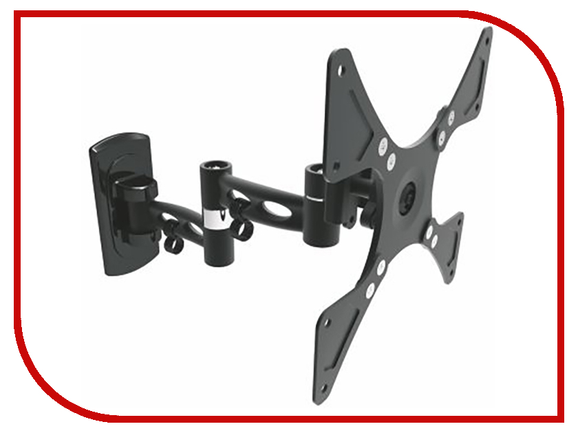 Фото - Кронштейн MetalDesign MD-3344 (до 25кг) Black кронштейн для md 103
