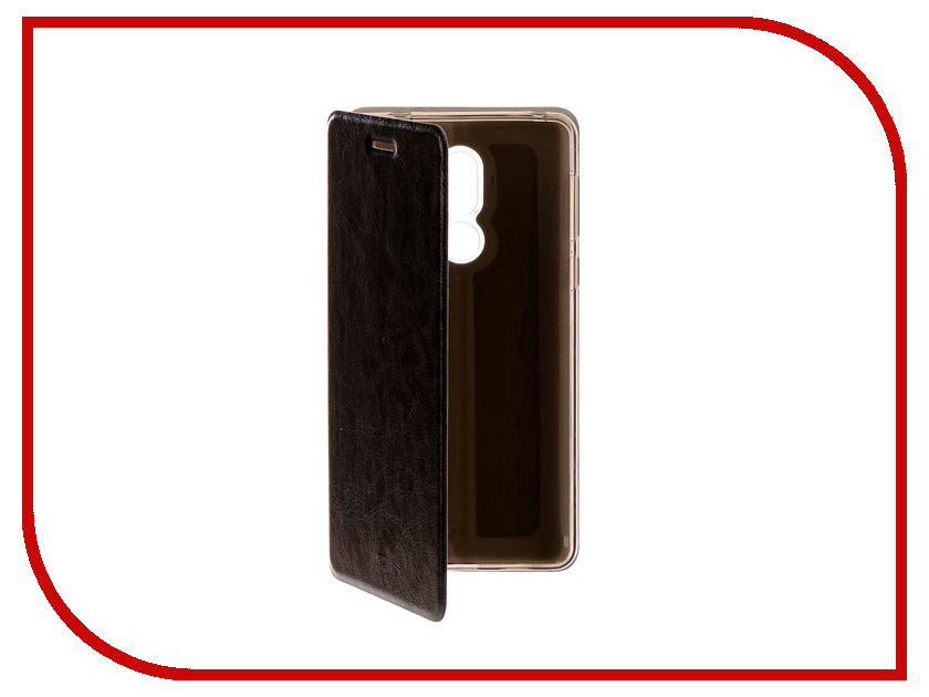 Здесь можно купить 15517  Аксессуар Чехол Huawei Honor 6X Mofi Vintage Black 15517