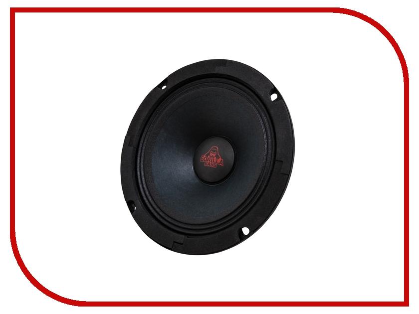 Автоакустика Kicx Gorilla Bass GBL65 цена