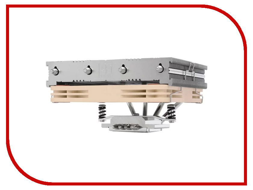 Кулер Noctua NH-L12S (Intel LGA2066, LGA2011-0 & LGA2011-3, LGA1156, LGA1155, LGA1151, LGA1150 AMD AM2, AM2+, AM3, AM3+, AM4, FM1, FM2, FM2+ ) nh zurbano 3 мадрид