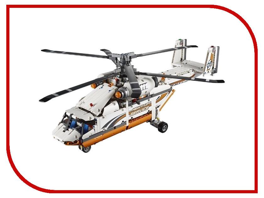 Конструктор Lele Technology Грузовой вертолет 38008 конструктор lele ниндзя 79340
