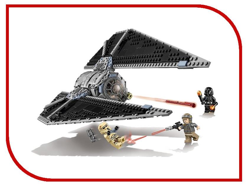 Конструктор Lele Space Battle Ударный истребитель СИД TIE Striker 35008 fit 8 120 35008