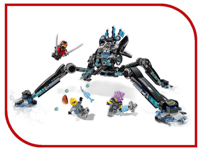 Конструктор Lele Ninja Movie Водяной Робот 31068 конструктор sy ninja movie водяной робот 748 дет sy928