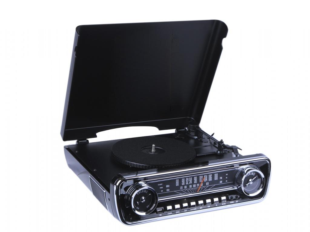 цена Проигрыватель ION Audio Mustang LP онлайн в 2017 году
