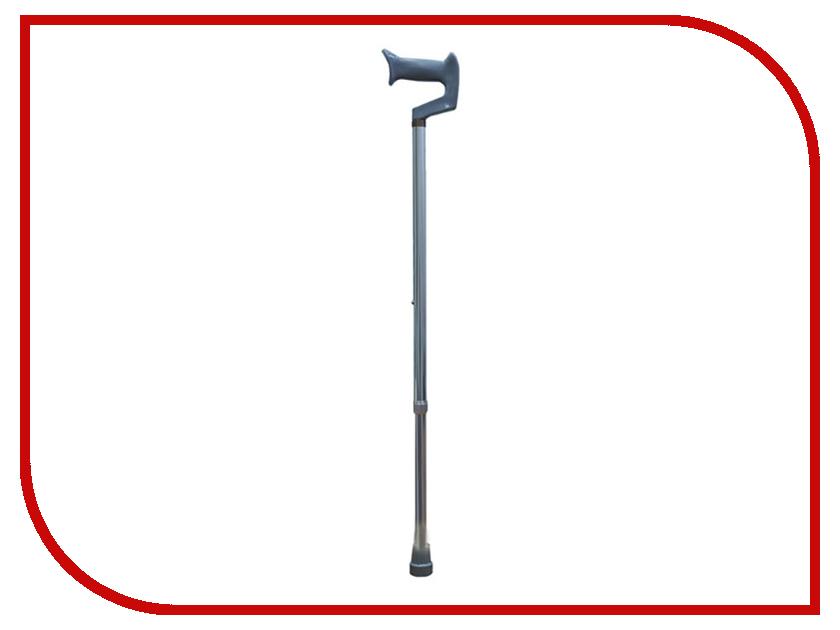 Трость Тривес с ортопедической ручкой Silver CA833L4