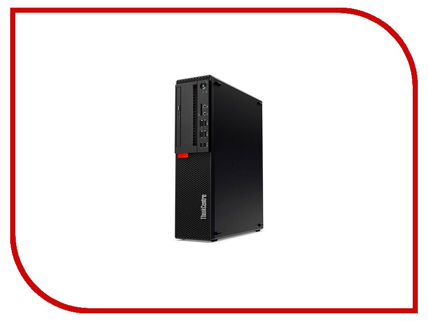 Настольный компьютер Lenovo ThinkCentre M710s SFF 10M7006GRU (Intel Core i3-7100 3.9 GHz/4096Mb/1000Gb/DVD-RW/Intel HD Graphics/LAN/Windows 10 Pro 64-bit)