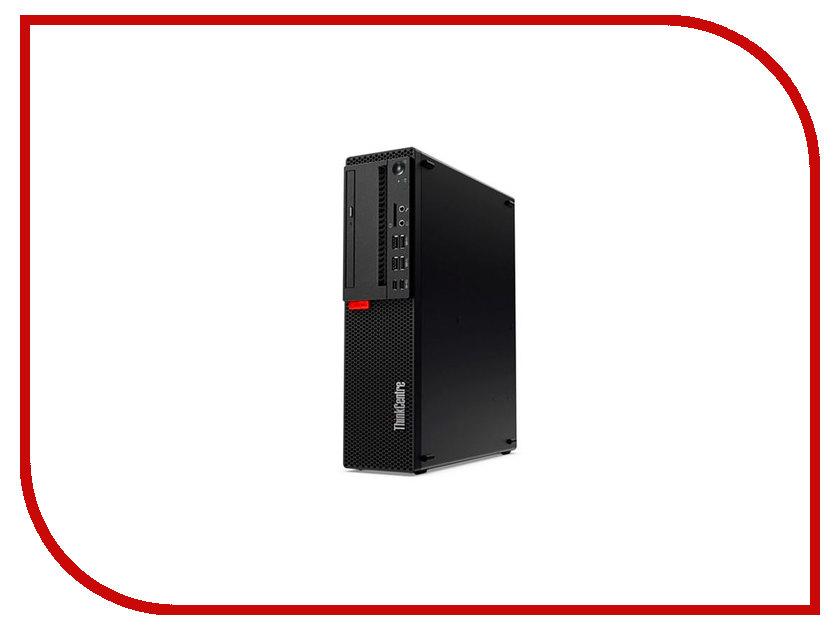 Настольный компьютер Lenovo ThinkCentre M710s SFF 10M7005VRU (Intel Core i5-7400 3.0 GHz/4096Mb/1000Gb/DVD-RW/Intel HD Graphics/LAN/Windows 10 Pro 64-bit) компьютер game pc 710 0510723 игм i5 7400 2 8gb ssd120gb hdd1tb 6gb gtx 1060 600w win10h sl 64 bit