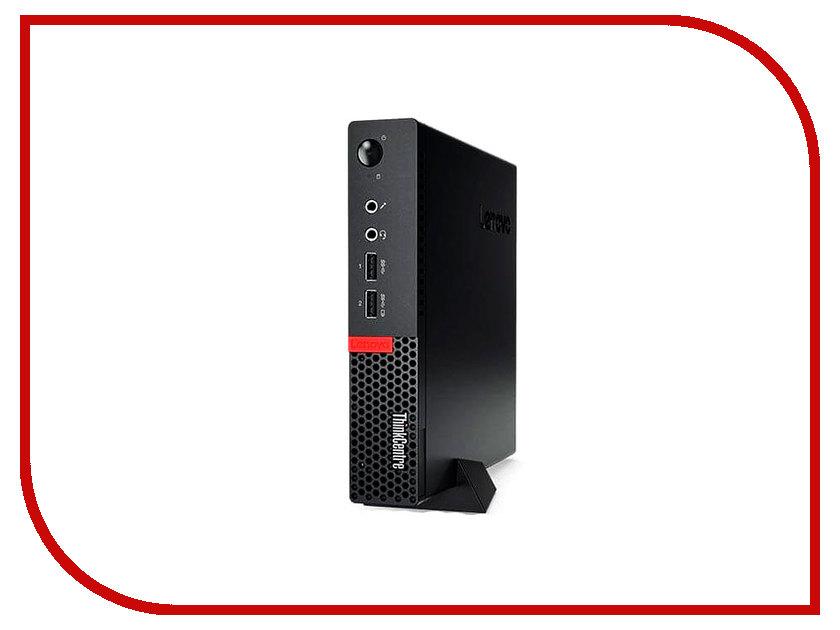 Настольный компьютер Lenovo ThinkCentre M710q Tiny 10MRS04700 (Intel Core i3-7100T 3.4 GHz/4096Mb/128Gb SSD/Intel HD Graphics/Wi-Fi/Bluetooth/Windows 10 Pro 64-bit) неттоп lenovo thinkcentre tiny m710q intel core i3 7100t 4gb 1tb intel hd graphics 630 без ос черный 10mr005nru