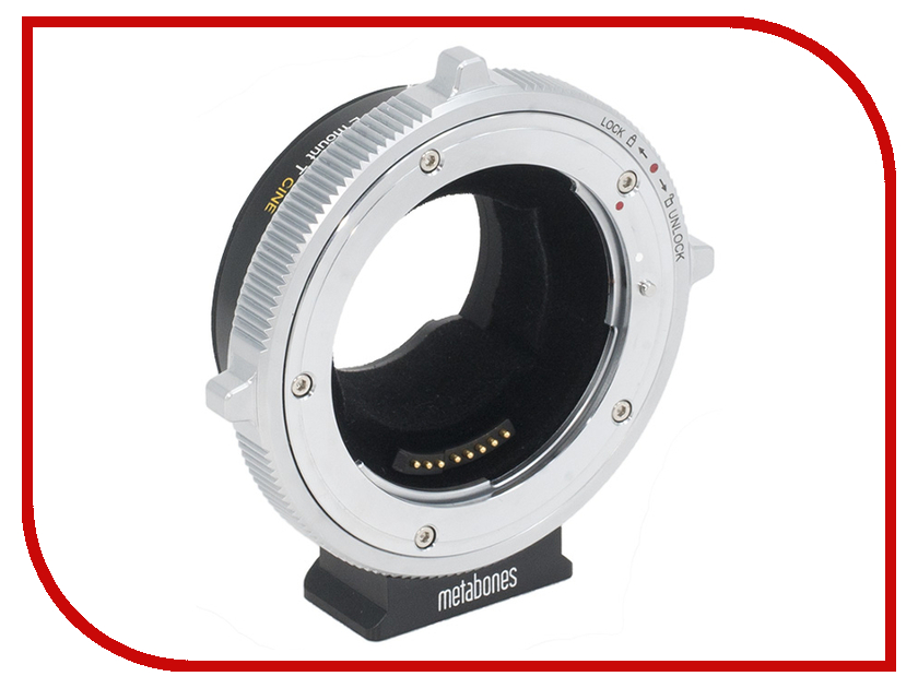 Кольцо Metabones Canon EF - E-mount T CINE MB_EF-E-BT6