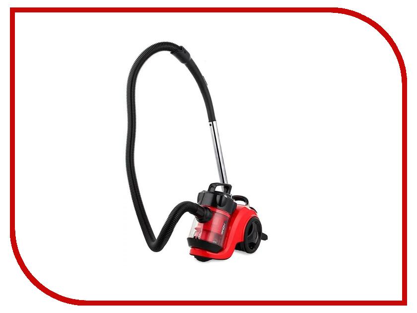 Пылесос Ginzzu VS420 Red-Black пылесос ginzzu vs419