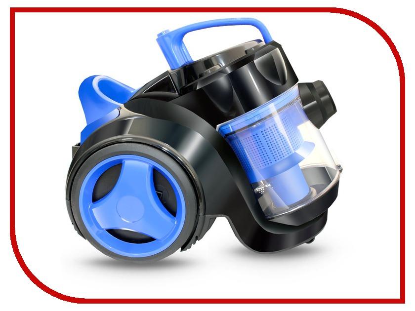 Пылесос Ginzzu VS420 Black-Blue пылесос ginzzu vs419