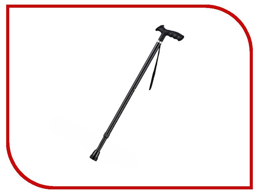 Трость Тривес Nova с анатомической ручкой Black TN-129