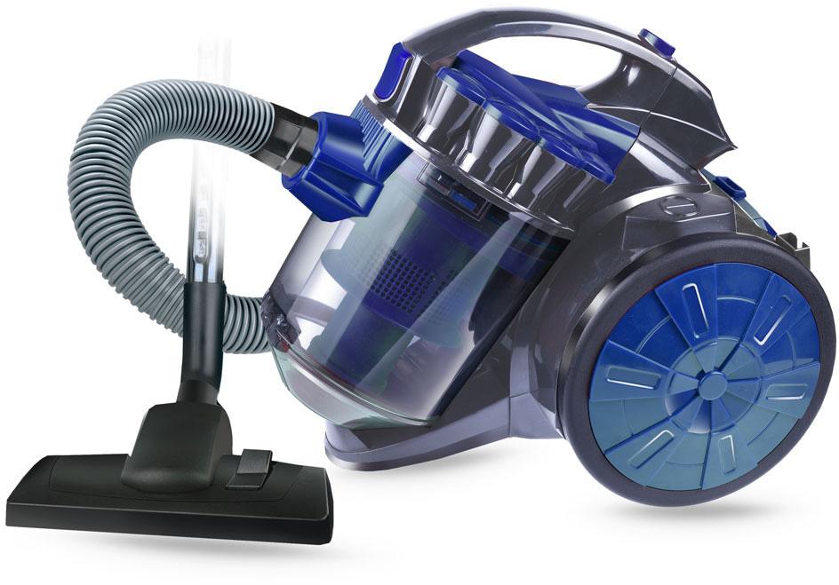 цена на Пылесос Ginzzu VS419 Grey-Blue