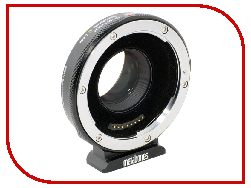 Кольцо Metabones Canon EF - Micro 4/3 T Speed Booster XL II 0.64x MB_SPEF-M43-BT3