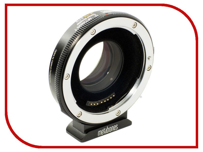 Кольцо Metabones Canon EF - Micro 4/3 T Speed Booster ULTRA II 0.71x MB_SPEF-M43-BT4