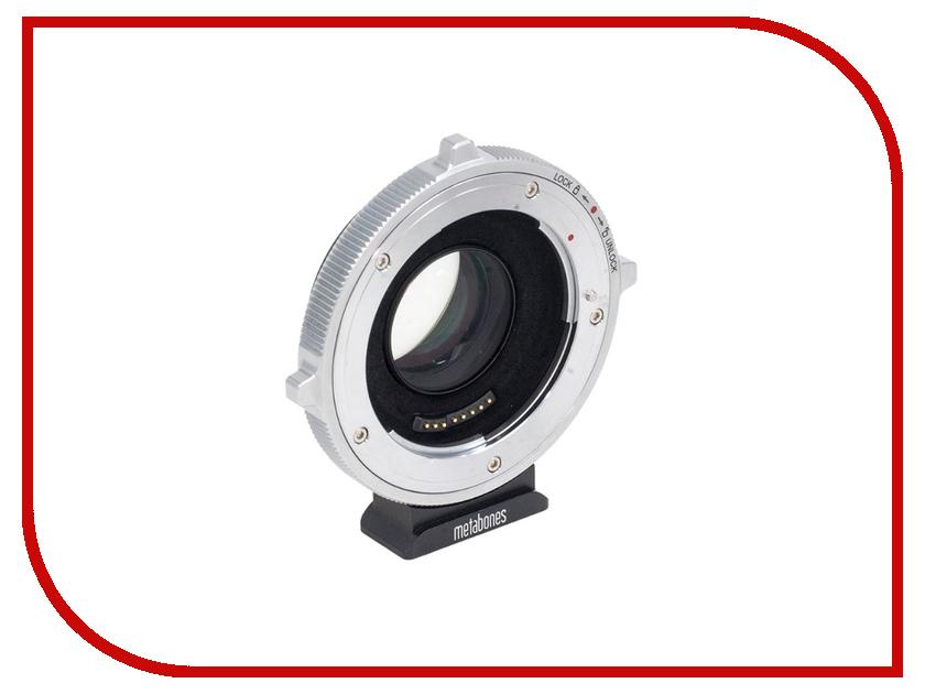 цена Кольцо Metabones Canon EF - Micro 4/3 T CINE Speed Booster ULTRA 0.71x MB_SPEF-M43-BT5