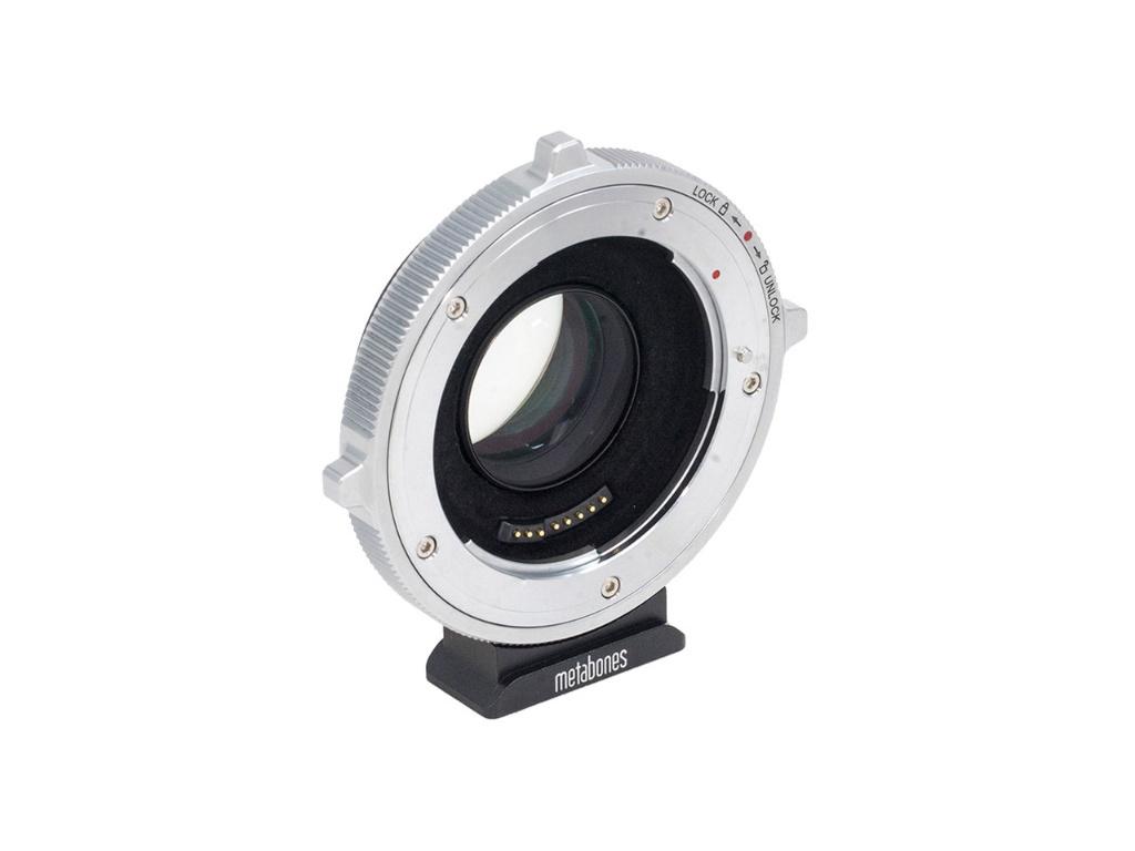 Кольцо Metabones Canon EF - Micro 4/3 T CINE Speed Booster ULTRA 0.71x MB_SPEF-M43-BT5