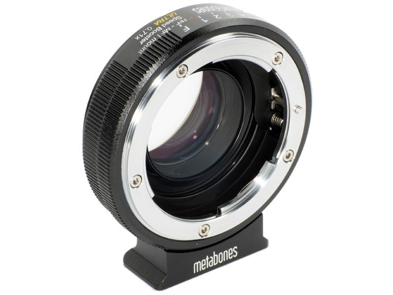 Кольцо Metabones Nikon G - Micro 4/3 Speed Booster ULTRA 0.71x MB_SPNFG-M43-BM3 nikon g af s а и крепление объектива micro 4 3 для m4 m43 3 g1 g2 gh1 gf1 адаптер e p1 p2 e