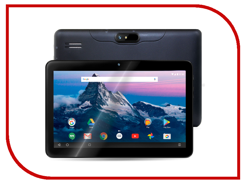 Планшет Ginzzu GT-1015 Black (Spreadtrum SC7731 1.3 GHz/1024Mb/8Gb/GPS/3G/Wi-Fi/Bluetooth/Cam/10.1/1024x600/Android) планшет dexp ursus 7mv4 3g black 0807193 spreadtrum 5735 1 2 ghz 1024mb 8gb wi fi 3g bluetooth gps cam 7 0 1024x600 android