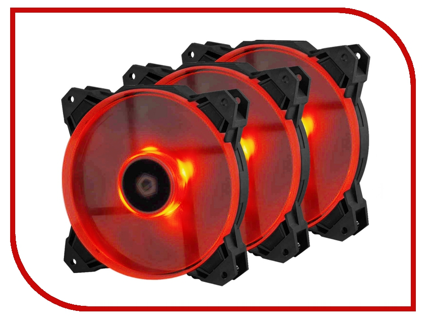 Вентилятор ID-Cooling SF-12025-RGB-TRIO напольный вентилятор sinbo sf 6710
