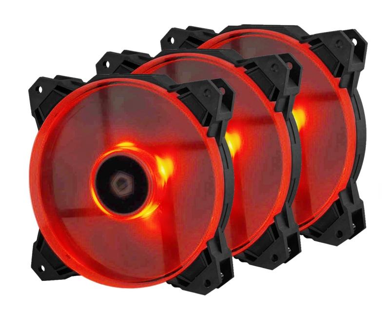Вентилятор ID-Cooling SF-12025-RGB-TRIO
